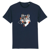 t shirt loup homme