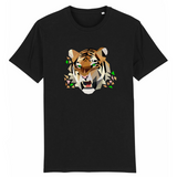 t shirt tigre homme