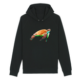 sweat a capuche tortue