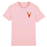 t shirt animal totem cerf