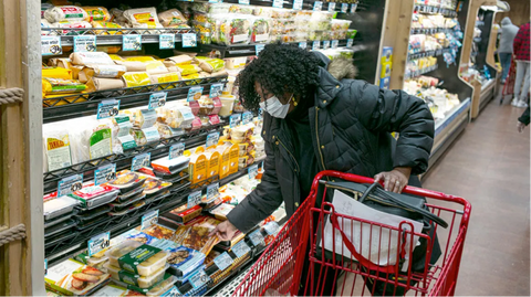 wearing a mask while shopping may become law