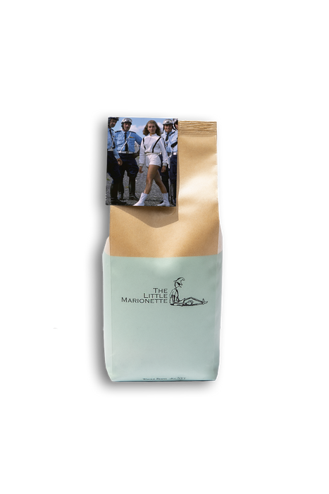 The little marionette coffee bag legs 11 blend 1kg