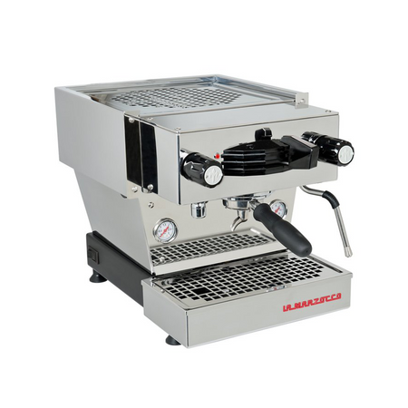 La marzocco linea mini niche grinder free coffee subscription by The Little Marionette