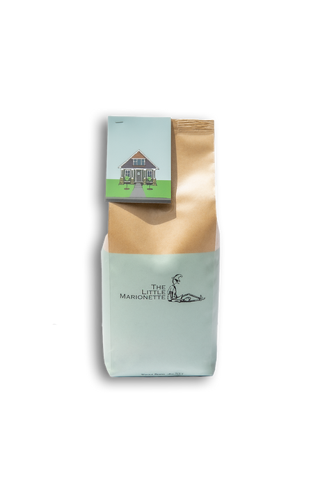 House Blend 1 coffee bag by The Little Marionette 1kg