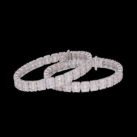Diamond Bangle SSBL0565A