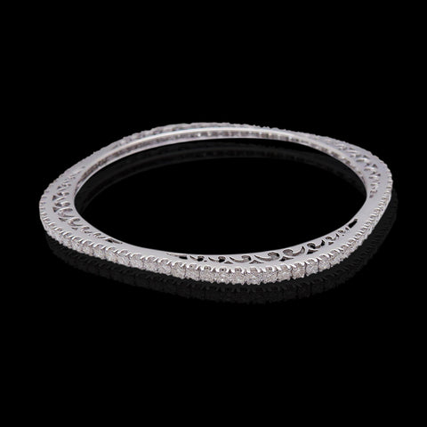 Diamond Bangle SSBL10862