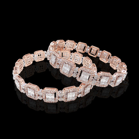 Diamond Bangle SSBL10864