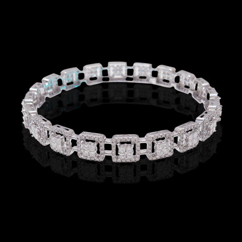 Diamond Bangle SSBL10866