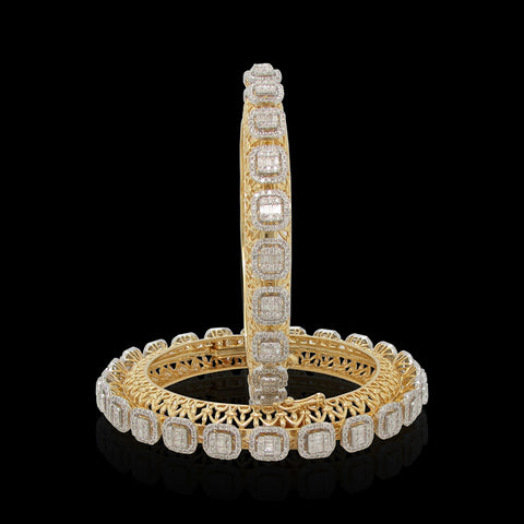 Diamond Bangle SSBL10868
