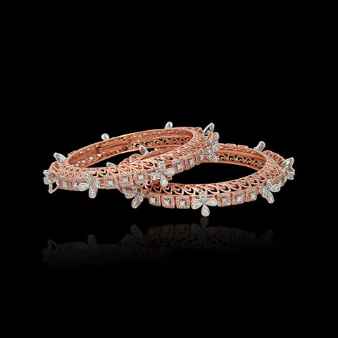 Diamond Bangle SSBL10873A