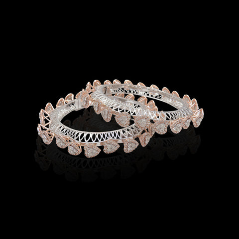 Diamond Bangle SSBL10874