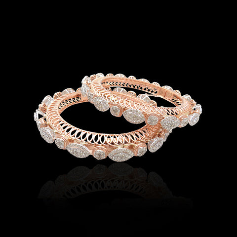 Diamond Bangle SSBL10876