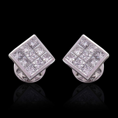 Diamond Earring SSE12384C