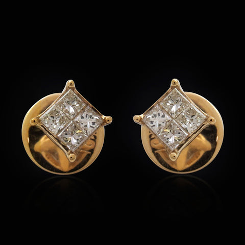 Diamond Earring SSE12395B