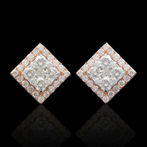 Diamond Earring SSE12848