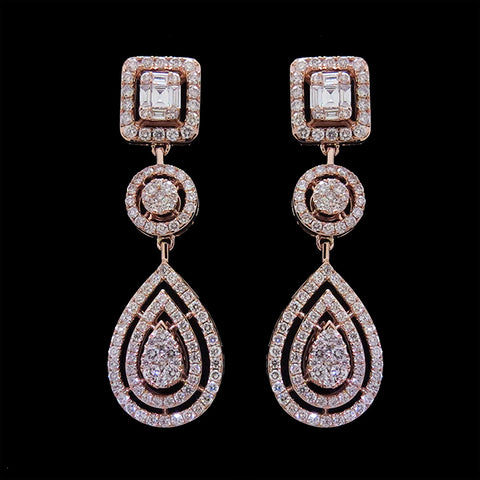 Diamond Earring SSE13109