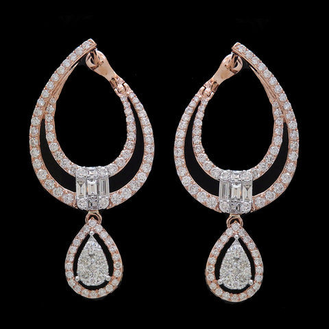 Diamond Earring SSE13403
