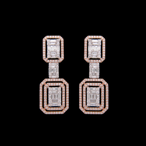 Diamond Earring SSE13877