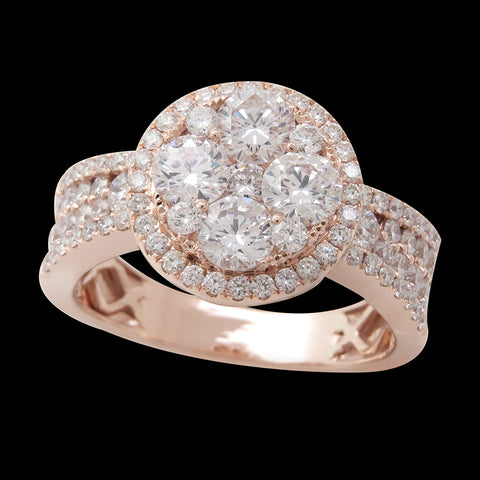 Diamond Ring SSLR13712B