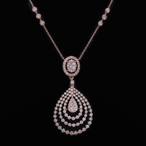 Diamond Pendant SSP10953