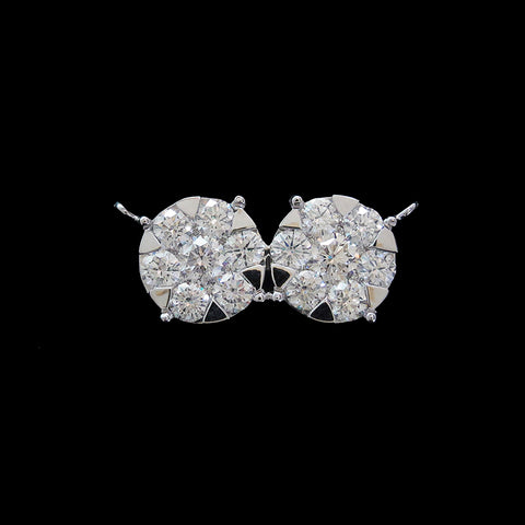 Diamond Pendant SSP10997