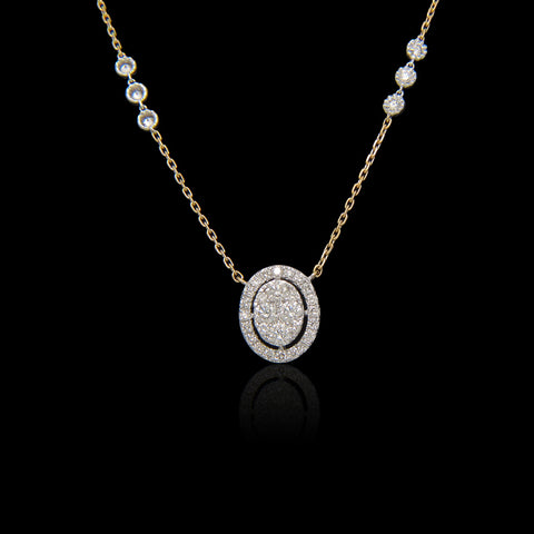 Diamond Pendant SSP11005