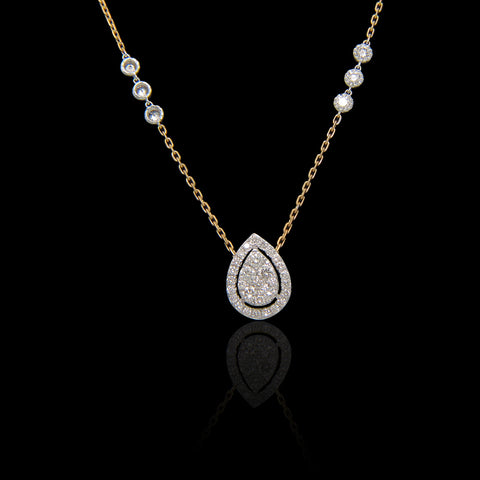 Diamond Pendant SSP11006