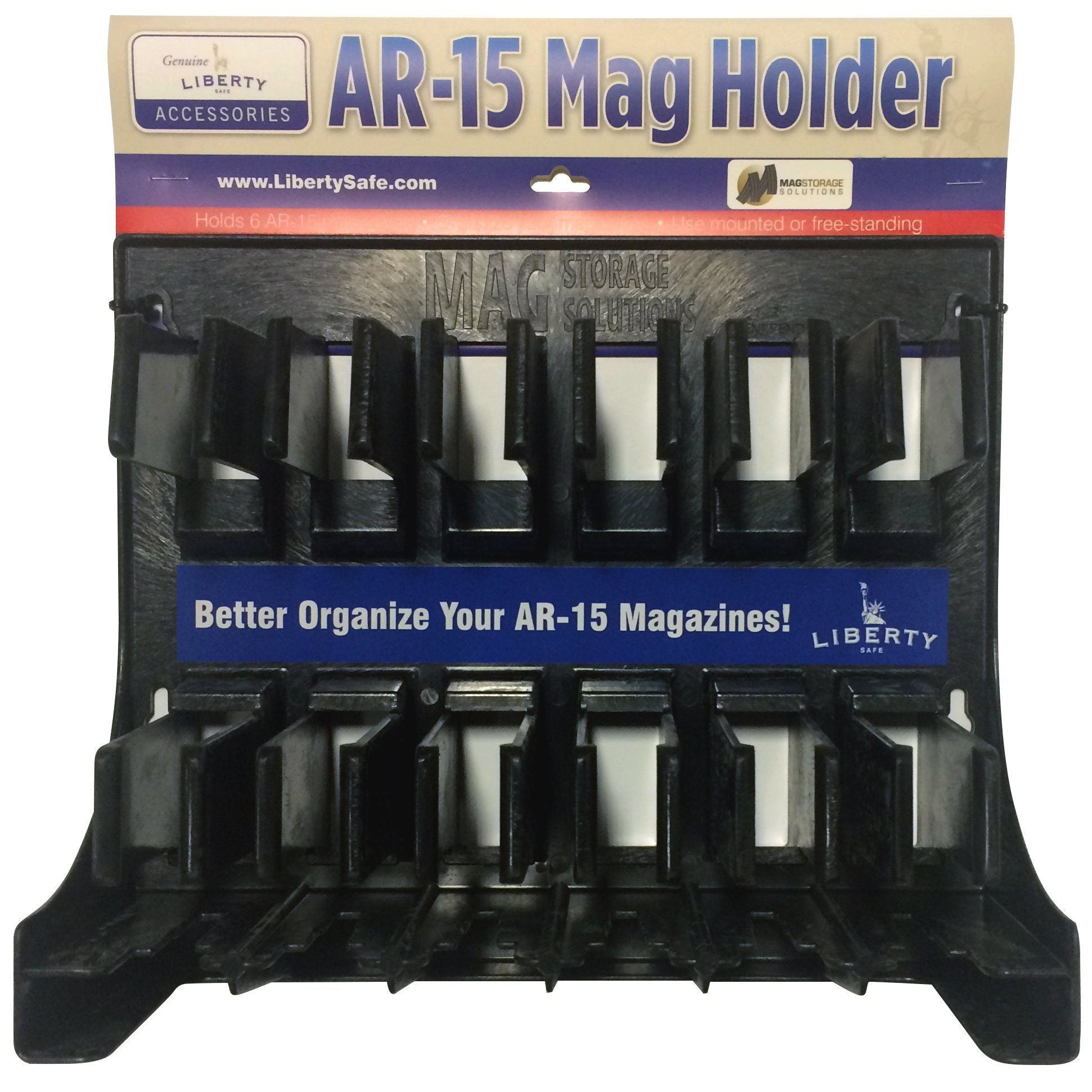Liberty Safe-accessory-storage-magholder-ar15