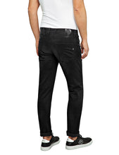 Load image into Gallery viewer, Replay Hyper-Flex Black Washed Stretch Jeans