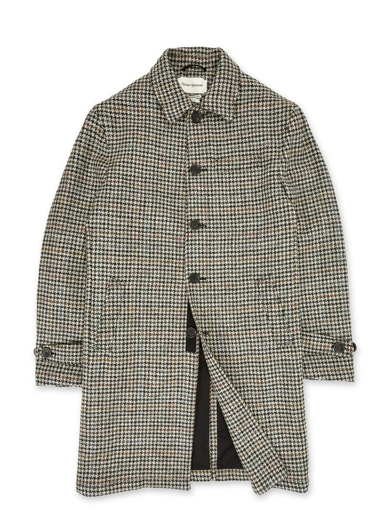 Oliver Spencer Wickham Coat