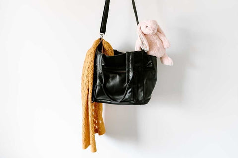 Evie Leather Bag Midi