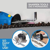 Chainsaw Sharpener Attachment