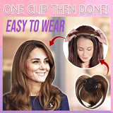 Magic Hair Topper Clip