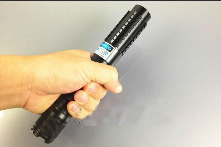 Most Powerful 100000M 450Nm High Power Blue Laser Pointer Flashlight Wicked Lazer Torch