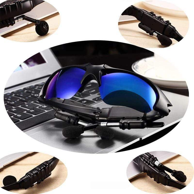 Outglass Wireless Universal Bluetooth Sunglasses