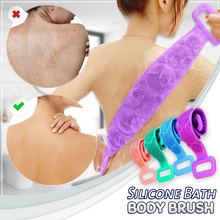 Load image into Gallery viewer, Silicone Bath Body Brush
