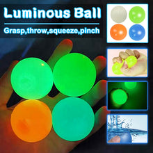 Load image into Gallery viewer, Luminous Sticky Ball