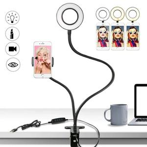 DuoPod-SELFIE RING LIGHT WITH SMARTPHONE HOLDER