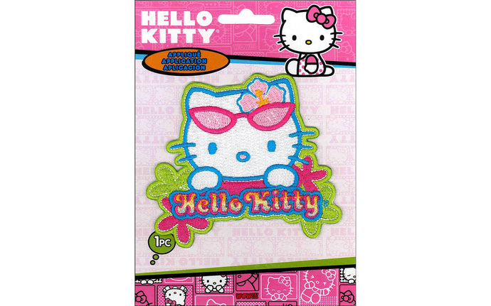 Hello Kitty Beach Break appliqué