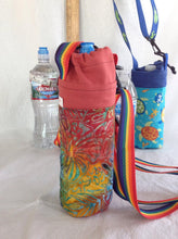 Load image into Gallery viewer, Insulated bottle totes small