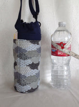 Load image into Gallery viewer, Insulated bottle totes liter or quart