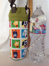 Load image into Gallery viewer, Insulated bottle totes large 1.5 liter or 50.7 oz