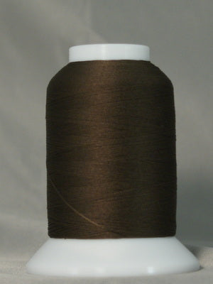 Woolly Nylon thread Brown, black, purple, green, navy