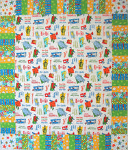 Load image into Gallery viewer, Cut Loose Press Skipping Along Easy Baby or other Quilt pattern