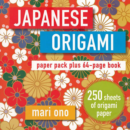 Cico Japanese Origami Paper Pack & Book