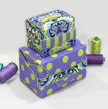 Load image into Gallery viewer, Gertie Gift Boxes pattern