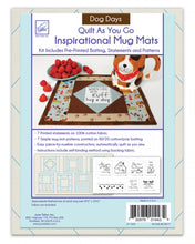 Load image into Gallery viewer, Dog days mug mat kit