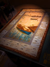 Load image into Gallery viewer, Lakeside Retreat Wall quilt kit