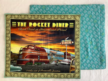 Load image into Gallery viewer, Retro Diner placemats