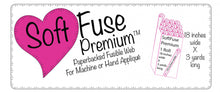 Load image into Gallery viewer, Shades Soft Fuse Premium Paperbacked Fusible Web